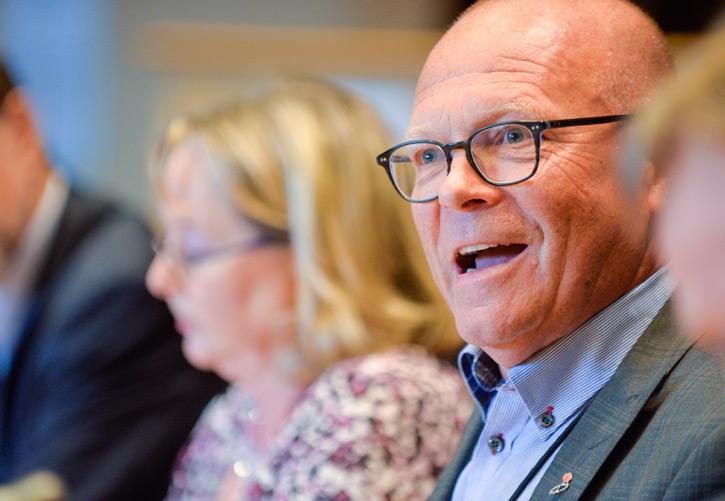 Danmark har ansvaret for arbejdsmiljøet på dansk-baserede fly