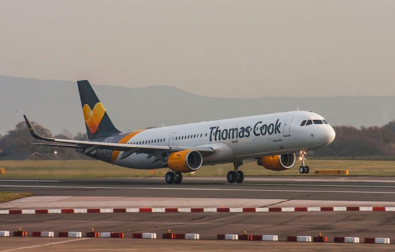 Købere i forhandlinger om Thomas Cook - luftfart.nu