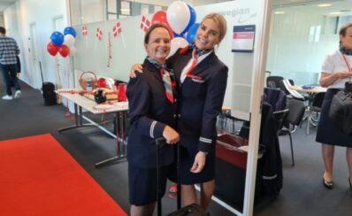 """Norwegian fejrer genåbning af CPH-basen: """"Først nu går det op for mig, hvor stort det er"""""""