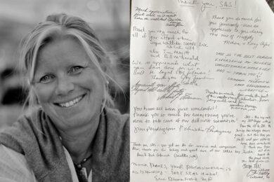 20-året for 11. september: Maria hjalp de strandede amerikanere i Københavns Lufthavn